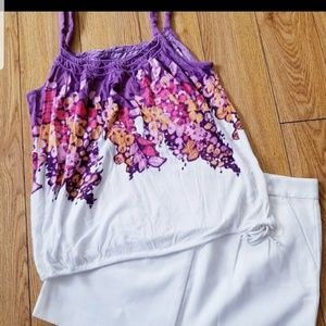 Womens short set